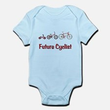Future Cyclist Infant Bodysuit