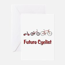 Future Cyclist Greeting Cards (Pk of 10)