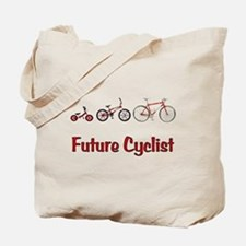 Future Cyclist Tote Bag