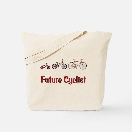 Future Cyclist Tote Bag