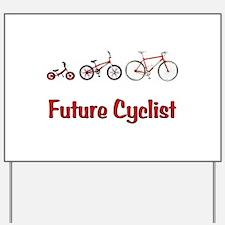 Future Cyclist Yard Sign