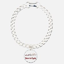 Born to Cycle Bracelet