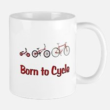 Born to Cycle Mug