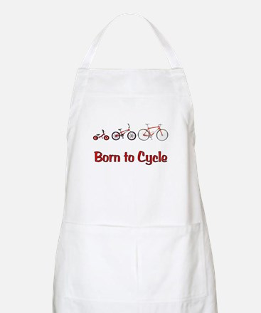 Born to Cycle Apron