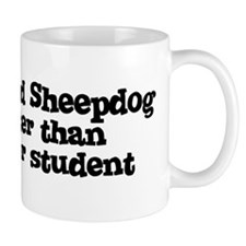 Honor Student: My Shetland Sh Mug