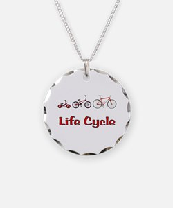 Life Cycle Necklace