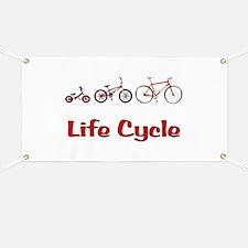 Life Cycle Banner