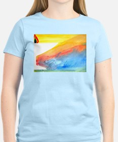 Cool Rainbow chalice T-Shirt
