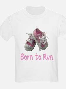 Born to Run Girl T-Shirt