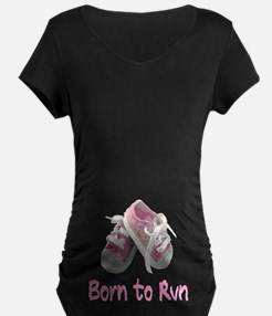 Born to Run Girl T-Shirt