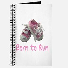 Born to Run Girl Journal