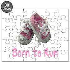 Born to Run Girl Puzzle