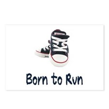 Born to Run Postcards (Package of 8)