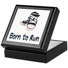 Born to Run Keepsake Box