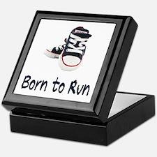 Born to Run Keepsake Box