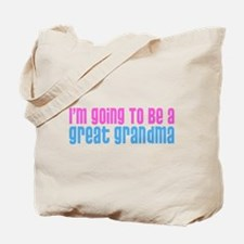 Great Grandma Tote Bag
