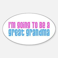 Great Grandma Decal