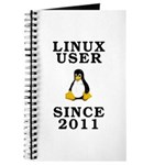 Linux user since 2011 - Journal
