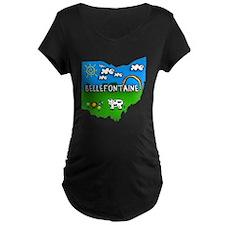 Bellefontaine, Ohio. Kid Themed T-Shirt