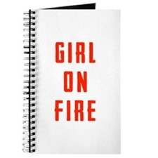 Girl On Fire Journal