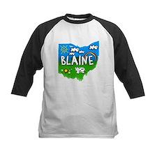 Blaine, Ohio. Kid Themed Tee