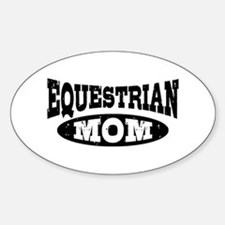 Equestrian Mom Decal