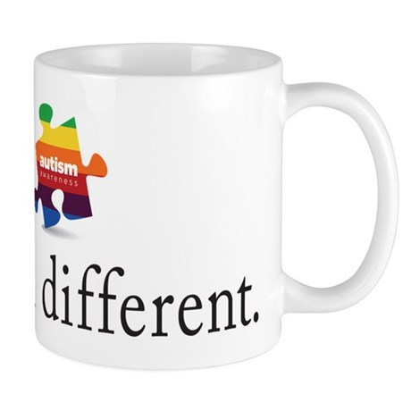 Think Different Mug