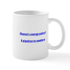 Obama Energy Policy Mug