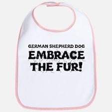 German Shepherd Bib