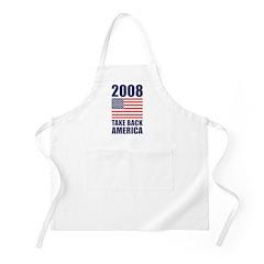 Take America Back BBQ Apron