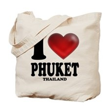 I Heart Phuket Tote Bag