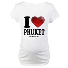 I Heart Phuket Shirt