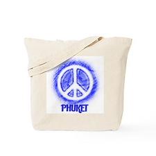 Phuket Peace Tote Bag