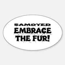 Samoyed Decal