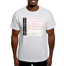 musashi_quote T-Shirt