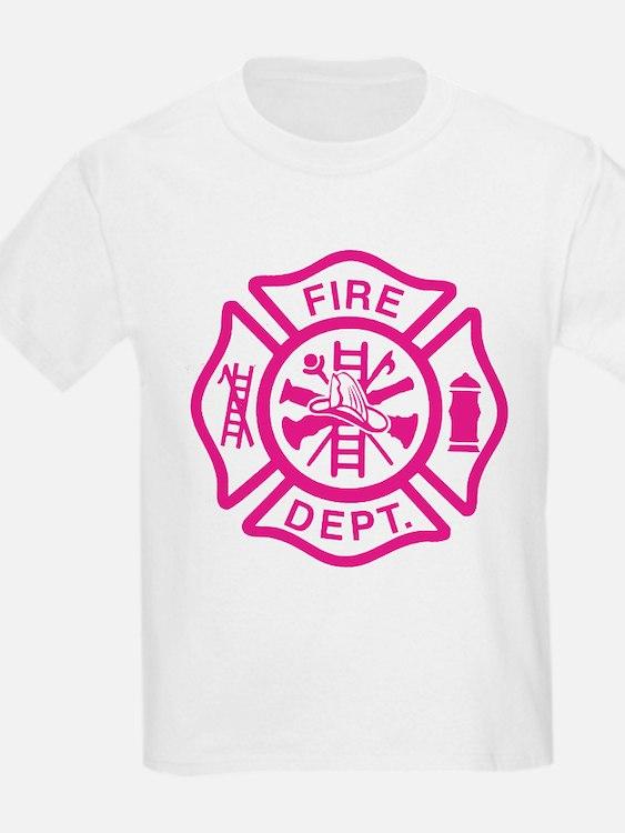 Female Firefighter T-Shirt