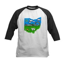 Connecticut, Ohio. Kid Themed Tee