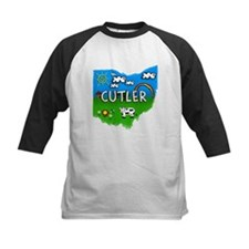 Cutler, Ohio. Kid Themed Tee