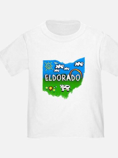 Eldorado, Ohio. Kid Themed T
