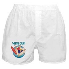 Wipe Out Boxer Shorts
