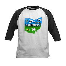Gallipolis, Ohio. Kid Themed Tee