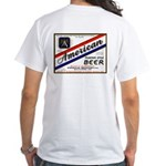 AMERICAN BEER 1934 White T-Shirt