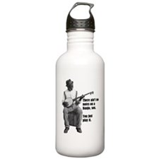 Cute Banjo player Water Bottle