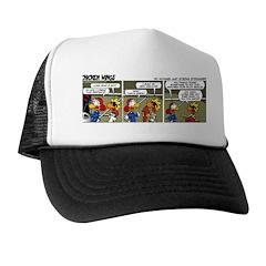 0402 - Look what I got! Trucker Hat