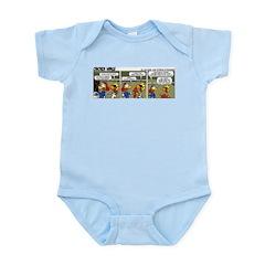 0402 - Look what I got! Infant Bodysuit