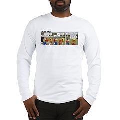 0402 - Look what I got! Long Sleeve T-Shirt