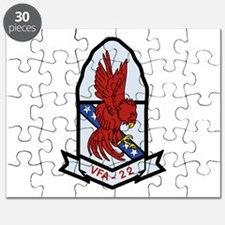 VFA-22 Fighting Redcocks Puzzle