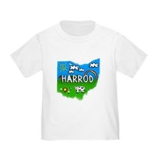 Harrod, Ohio. Kid Themed T