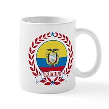 Ecuador Wreath Mug