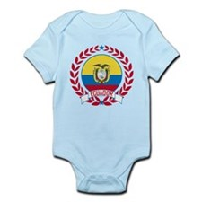 Ecuador Wreath Infant Bodysuit